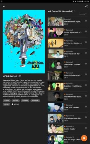Crunchyroll 1.0.33 Screen 9