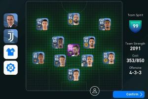 eFootball PES 2020 4.0.1 Screen 13
