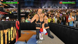 Android Wrestling Revolution 3D Screen 14
