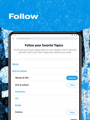 Twitter 8.87.0-release.01 Screen 8
