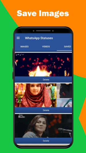 Status Saver-Image & Video Downloader for Whatsapp 1.2 Screen 3