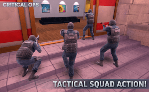 Android Critical Ops: Multiplayer FPS Screen 11