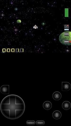 Snes9x EX+ 1.5.28 Screen 1