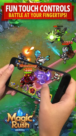 Android Magic Rush: Heroes Screen 10