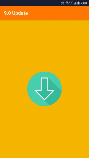 P Update 9.0 7.0 Screen 1