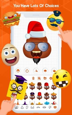 Android Emoji Keyboard - Emoji Maker, WASticker, Emoticons Screen 3