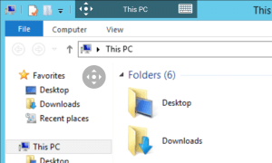 Microsoft Remote Desktop 8.0.4.24341 Screen 20