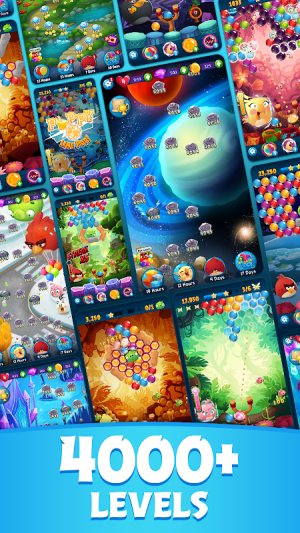 Angry Birds POP Bubble Shooter 3.78.0 Screen 2