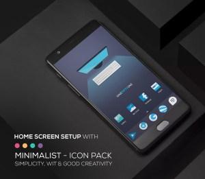Minimalist - Icon Pack 1.2.4 Screen 9