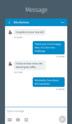 LinkedIn 4.1.95 Screen 3