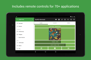 Unified Remote 3.1.4 Screen 3