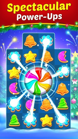 Christmas Cookie - Santa Claus's Match 3 Adventure 3.1.0 Screen 7