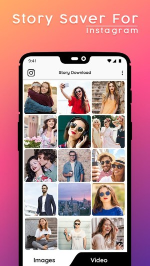 Android Story Saver for Instagram Screen 3