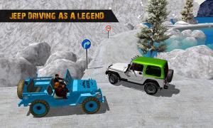 Android Offroad Jeep Driving Pro Master :uphill Jeep Drive Screen 4