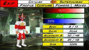 Super City (Superhero Sim) 1.180c Screen 2