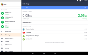 Android AntiVirus PRO Android Security Screen 5