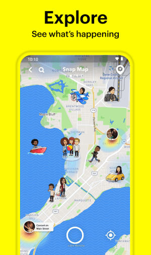 Snapchat 10.87.0.57 Beta Screen 5