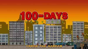100 DAYS - Zombie Survival 2.9 Screen 17