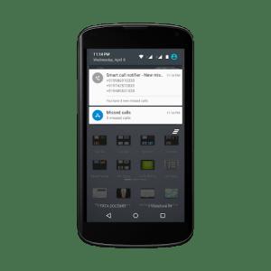 Android Smart Call Notifier & blocker Screen 7