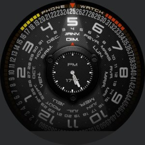 WatchMaker Watch Faces 4.6.2 Screen 3