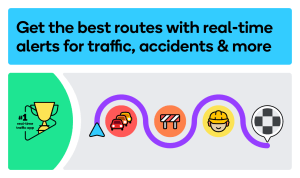 Waze - GPS, Maps, Traffic Alerts & Sat Nav 4.65.4.900 Screen 6