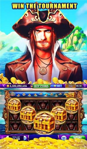 Android Tycoon Casino: Free Vegas Jackpot Slots Screen 17