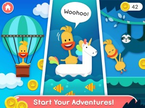 Duck Story World - Animal Friends Adventures 1.0.13 Screen 3