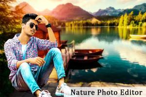 Nature Photo Editor & Nature Photo Frames 3.5 Screen 6