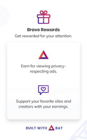 Brave Privacy Browser: Fast, safe, private browser 1.5.0 Screen 10