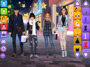 Superstar Family - Celebrity Fashion 1.0 Screen 11