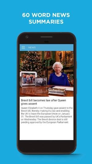 Crux - UK News in 60 words 1.0.10 Screen 6
