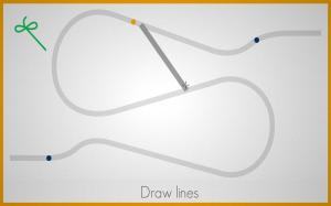 Lines - Physics Drawing Puzzle 1.2.3 Screen 18