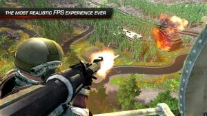 FPS Air Critical Strike : war attack 6.9 Screen 4