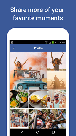 Facebook Lite 167.0.0.1.120 Screen 3