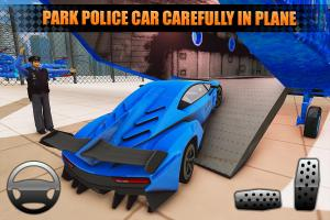 US Police City Car Transport Truck 3D 1.0 Screen 5