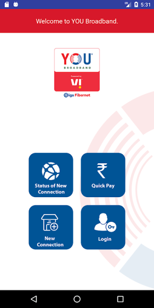 YOU Broadband India Limited 2.2.7 Screen 9