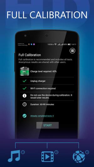 Battery HD Pro 1.92 (Google Play) Screen 2