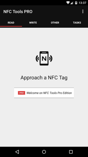 Android NFC Tools - Pro Edition Screen 8