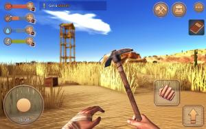 Android The Survival: Island adventure 3D Screen 1