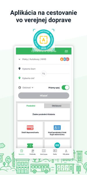 Dopravná karta v mobile 2.9.1 Screen 6