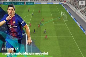PES2017 -PRO EVOLUTION SOCCER- 1.2.2 Screen 1