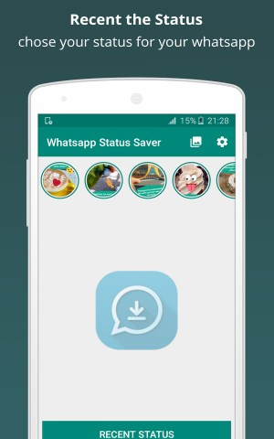 Android Whatsapp Status Downloader and Saver Screen 6