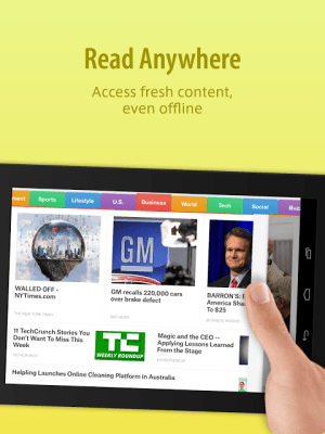 SmartNews 3.1.0 Screen 7