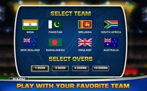 Android Bash Cricket Champions 2017 Screen 7