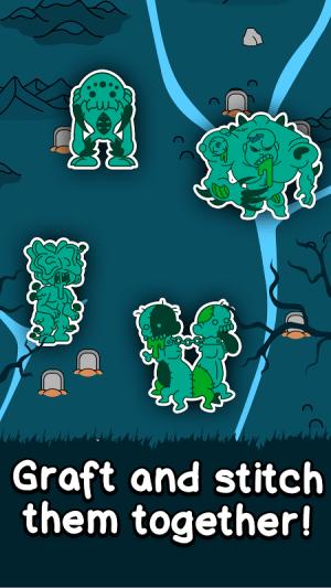 Zombie Evolution - Halloween Zombie Making Game 1.0.5 Screen 2