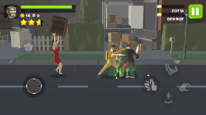 Rage City: Streets of Gang Fighting & Fury Fighter 1.3c Screen 3