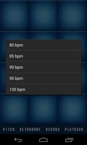 Android Hip Hop Drum Pads Screen 10