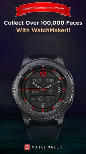 WatchMaker Watch Faces 4.6.2 Screen 16