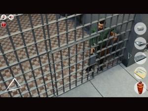 Android Escape the prison adventure Screen 5