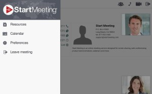 Start Meeting 3.1.4.0 Screen 12